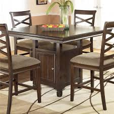 ashley furniture hayley contemporary 7 piece dining set with x intended for ashley furniture peoria il