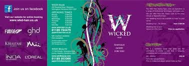 Wkd Hair Price List Pages 1 2 Text Version Fliphtml5