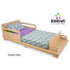 kidkraft modern toddler bed    toddler bed