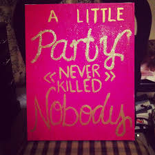 Beautiful Painting Quotes Best Of DIYGlitter Quote Canvas Sweet Cats