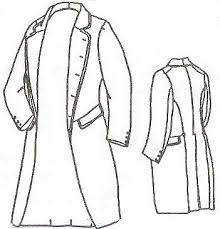 Mens Coat Patterns