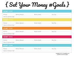 Money Goals How To Set Financial Goals That Slay Squawkfox