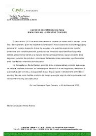 Carta De Recomendacion Personal Ejemplo Magdalene Project Org