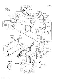 Kawasaki oem part 16165 1001 separator ebay rh ebay kawasaki x2 fuel line diagram kawasaki fuel line routing