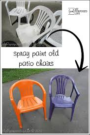 do you have some of these plastic chairs that are ridiculously stained and ugly i have 4 that i ve had so long i don t even know where they came