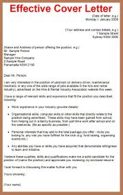 How To Write The Perfect Cover Letter For A Job How To Write The