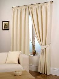 ideas for living room curtains modern design with cream thick fabrics material amazing designer stylish ideas