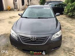 toyota camry 2007 interior. toyota camry ikeja lagos 207 leather interior used cars in mitula 2007
