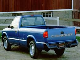 1994 Chevrolet S10 Regular Cab | Pricing, Ratings & Reviews | Kelley ...