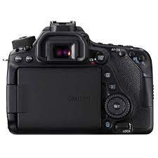 Canon EOS 80D DSLR Camera with EF-S 18-55mm f/3.5-5.6 IS STM Lens Kit
