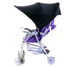 stroller sunshades baby sunshade canopy cover for prams strollers car seat buggy pushchair pram covers sun stroller sunshades original deluxe sun