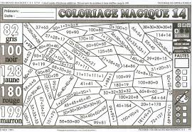 Coloriage Magique Elmer Msl L