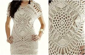 Free Crochet Dress Patterns Custom Crochet Dress Pattern Free Feel Beautiful In Summer Fashion YARN