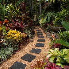 Small Picture Lanscaping Design Paver Path Garden Ideas Maisonidee Home