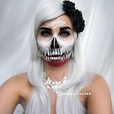15 y skeleton makeup ideas you should wear this skeleton makeup skeletonakeup