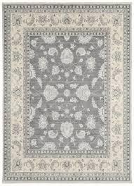 chobi 09 rug grey