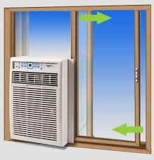 How To Install A Vertical Window Air Conditioner In Your Room | For