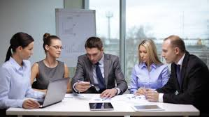 the office the meeting. office and teamwork concept group of business people having a meeting hd stock video the
