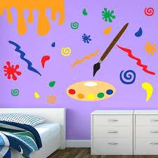wall stickers decoration paint splat wall stickers room decor wall decoration stickers in sri lanka vinyl