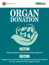 organ donation is life giving activity do it and promote it organ donation