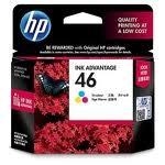 <b>Картридж</b> для принтера <b>Hewlett-Packard</b> CZ 638 AE <b>HP 46</b> ...