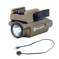Rechargeable Pistol Light Olight Pl Mini 2 Valkyrie 600 Lumen Rechargeable Compact