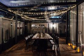 Dining Room Fairy Lights Fairy Lights Over Dining Table Atix Hotel La Paz Bolivia