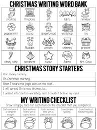 Print out a set of printable christmas rhyming words help your child practice reading and phonics over the winter break. Free Christmas Activities Ideas And Games For Literacy Miss Decarbo