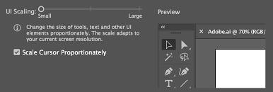 الميزات الجديدة والمحسنة أحدث إصدار من Illustrator