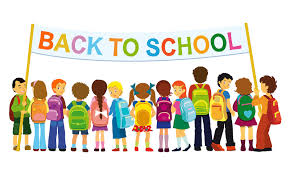 Image result for clipart first day of school