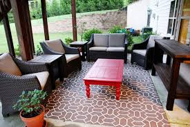 choosing best outdoor rugs 0 outdoor round rugs for patios