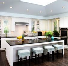 Kitchen Island Modern Contemporary Kitchen Ideas With Stainless Steel Kitchen Island