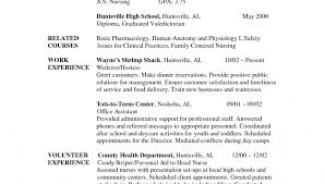 Federal Resume Templates Professional Format Resumes In Exciting Usa ...