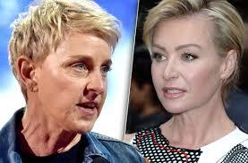 Ellen And Portia Ellen Degeneres Potia De Rossi Fight Marriage Trouble Smoke Joint Pot