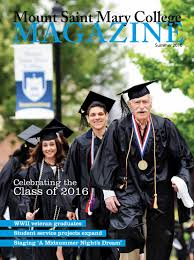 mount saint mary college magazine summer by mount saint mary mount saint mary college magazine summer 2015 by mount saint mary college issuu