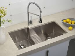 Black Undermount Kitchen Sinks Kitchen Blanco Kitchen Sinks With Blanco Subline 15 Bowl Black