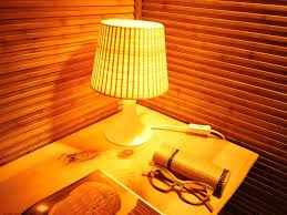 8craftsmen Free Shipping Bamboo Weaving Desk Lamp Reading Lamp Bedside Bed Lamp Ikea Night Light Shade