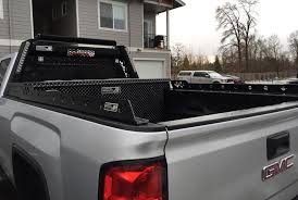 Highway Products® - Ford F-150 2005 Truck Bed Rails