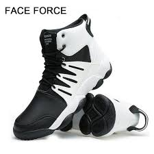 ball shoes. face force men basketball shoes sport trainer adult basket ball slip resistant man\u0027s athletic sneakers black a
