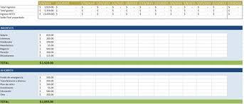 Como Hacer Un Presupuesto Familiar Plantillas De Ppto Gratis En Excel Para Cualquier Uso