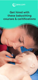 babysitting certificates the best babysitting courses classes and certifications to