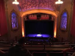 A Side View Picture Of Balboa Theatre San Diego Tripadvisor