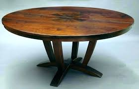 wood expandable round dining table expanding round dining table regency style expanding round dining wood extendable
