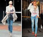 Фото модные рваные джинсы 29