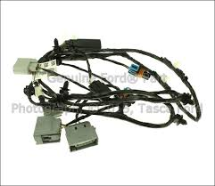 ford oem wiring harness just another wiring diagram blog • ford oem 13 14 escape front bumper wire harness dv6z15k867a rh com ford oem wiring harness diagram ford oem tow package wiring harness