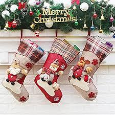 christmas stocking set. Perfect Christmas Christmas Stocking SMTHOME 18 Intended Stocking Set I