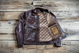 shangri la cafe racer jacket