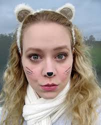 last year i was a kitty cat and it only seems appropriate that i m a mouse this year