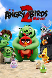 The Angry Birds Movie 2   Damodar Cinema & Life Cinema Fiji
