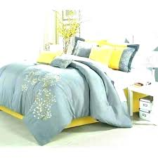 grey and yellow duvet cover queen yellow duvet sets queen size bed set creative yellow bedding
